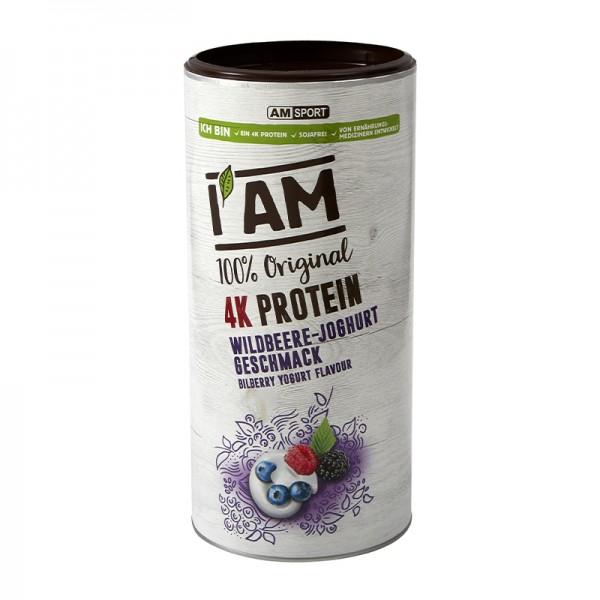 I AM® 4K Protein