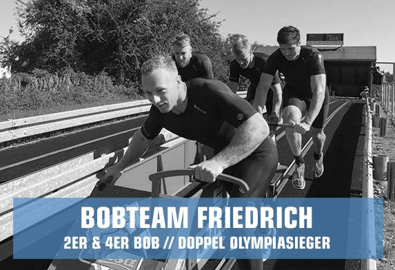 AMSPORT'LER Bobteam Friedrich