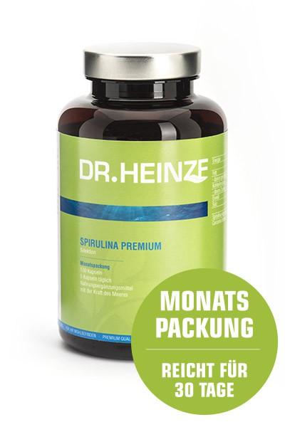 DR. HEINZE Spirulina Premium