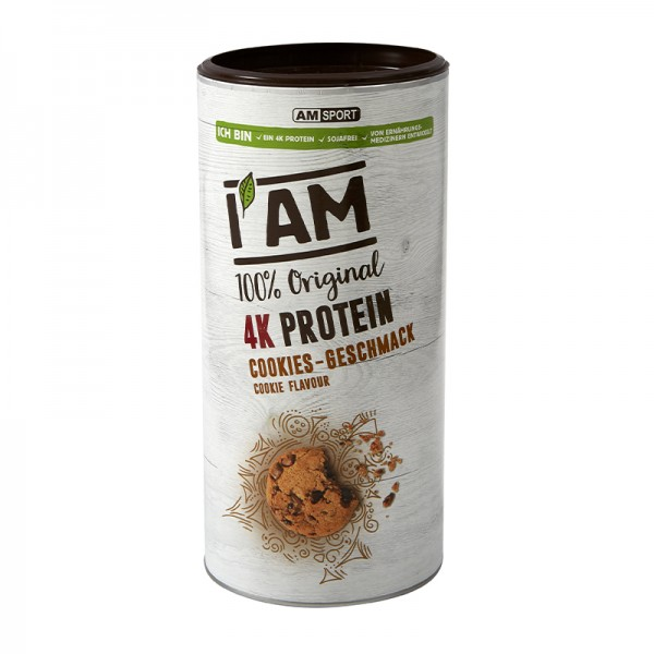 I AM® 4K Protein