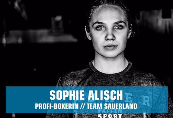 AMSPORT'lerin Sophie Alisch