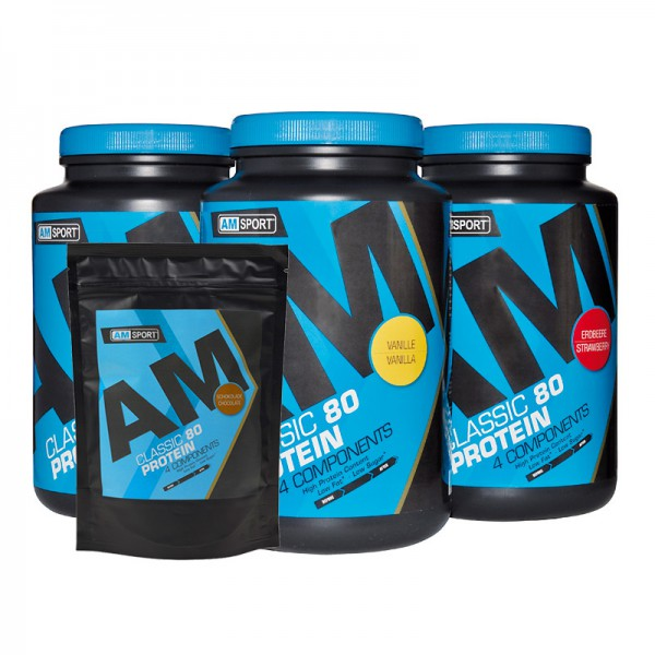 AMSPORT® Classic Protein 80
