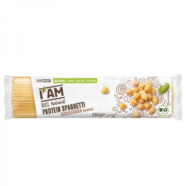 IAM® BIO Protein Spaghetti Kichererbsen