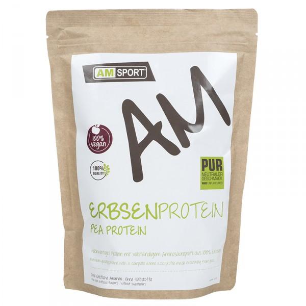 AMSPORT® Erbsenprotein Zipbeutel