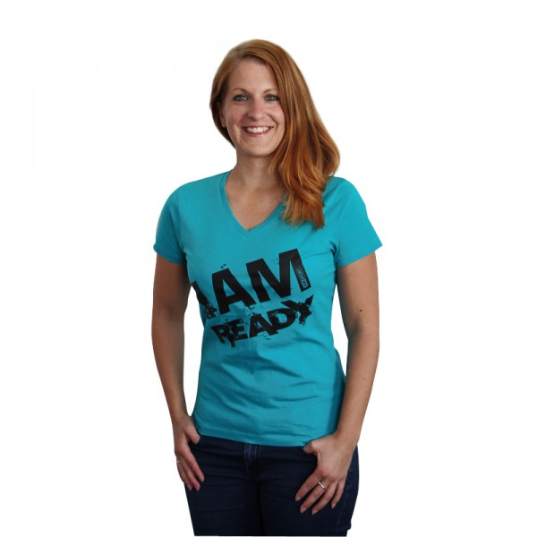 "T-Shirt ""I AM READY"""