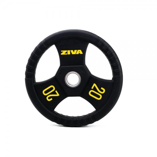 ZIVA Performance Gummigriff-Scheiben 20kg