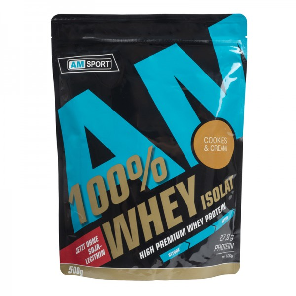 AMSPORT® High Premium Whey Protein