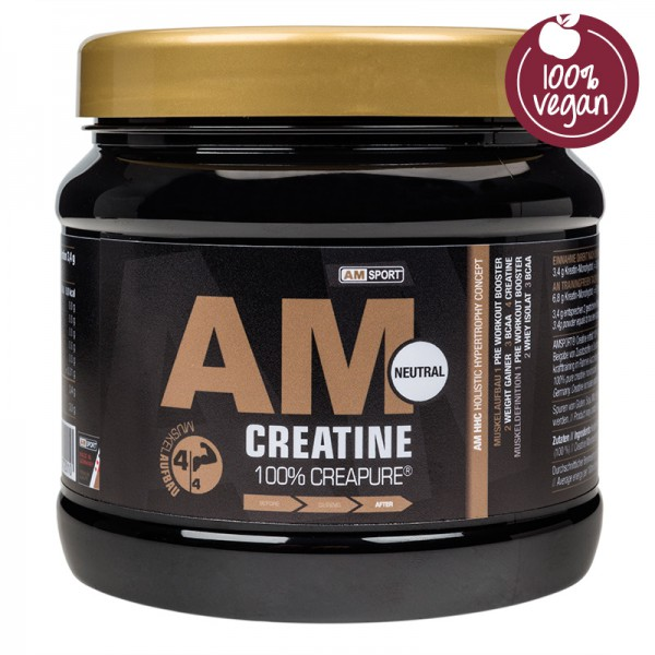 Creatine Pulver 400g neutral (Kreatin)