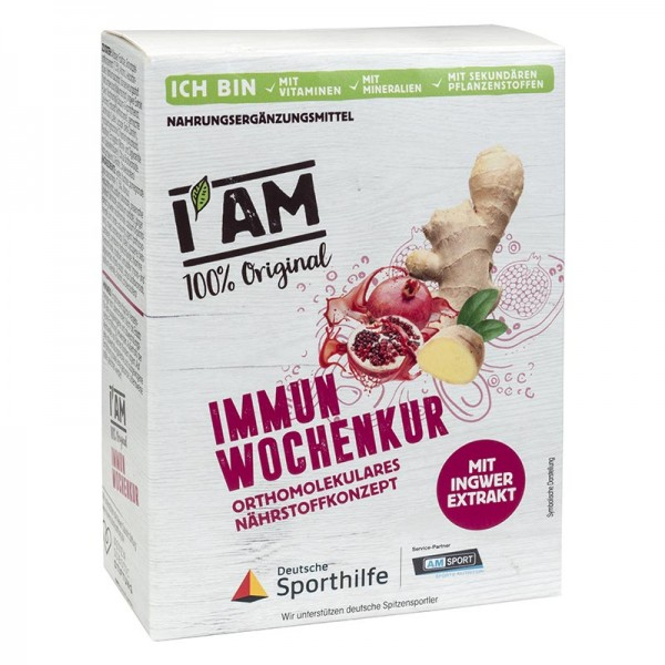 I Am Immun Wochenkur PAckung
