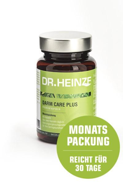 DR. HEINZE Darm Care Plus