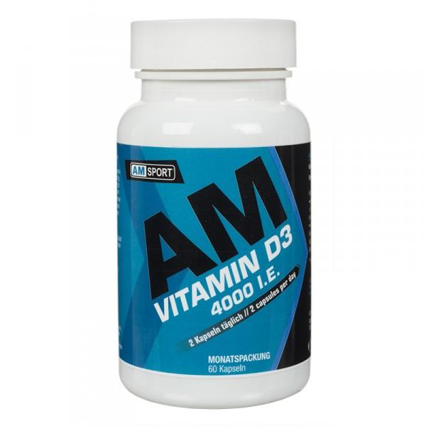 Vitamin D Kapseln - Kauf 3, Zahl 2 Aktion