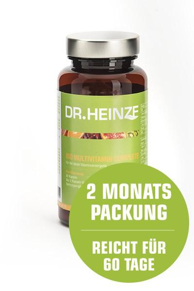 DR. HEINZE Bio Multivitamin Complete